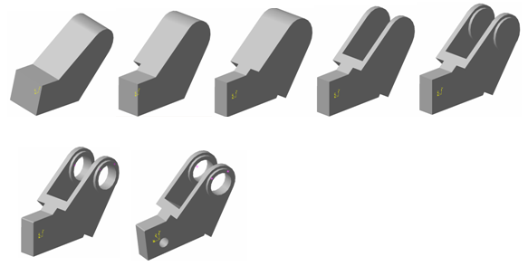 трехмерные модели деталей